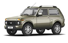 Lada (ВАЗ) 4х4 Urban