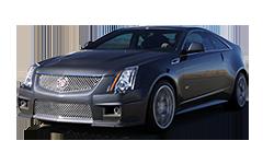 Cadillac CTS-V купе