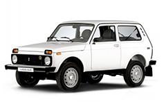 Lada (ВАЗ) 4x4 (Niva)