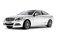 Mercedes-Benz C купе