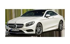 Mercedes-Benz S купе
